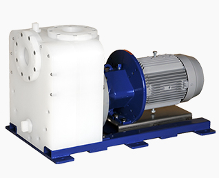 Big GV Valveless self-priming magnetic drive pump