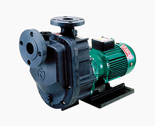 GV/GVF Valveless self-priming magnetic drive pump