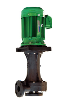 Vertical sealless pump  VK / VP