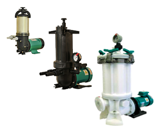Self-priming filter pump  CT