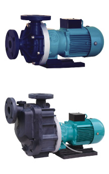 Mechanical seal pump  GSM / GVM