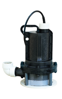 Submersible magnet drive pump  GWN