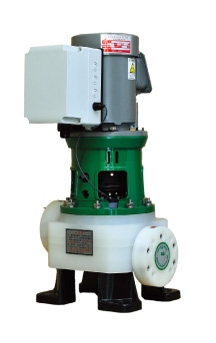 Vertical linear seal pump  LRN